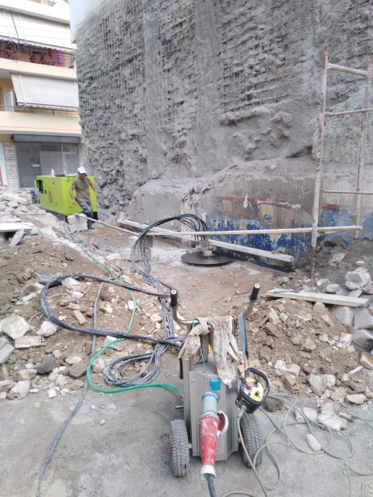 Ενισχύσεις Κτιρίων & Gunite